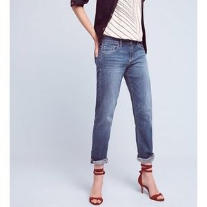 Pilcro And The Letterpress Hyphen Ankle Jeans